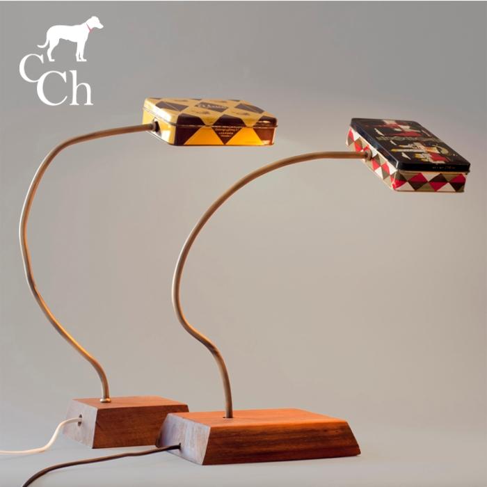 Diseño y construcción de lámparas únicas