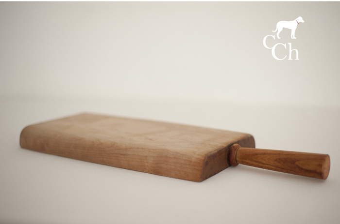 Tablas de cocina hechas con maderas nobles