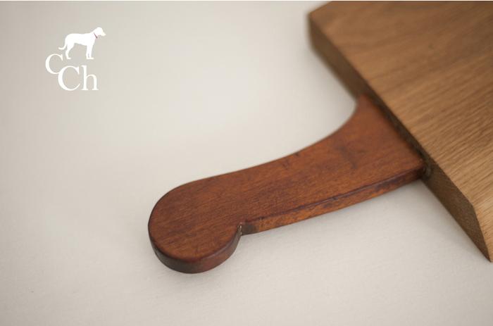 Tablas de cocinar hechas a mano con maderas nobles