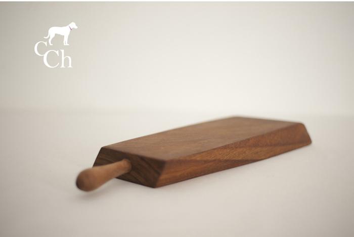Tablas de cocina hechas a mano con madera
